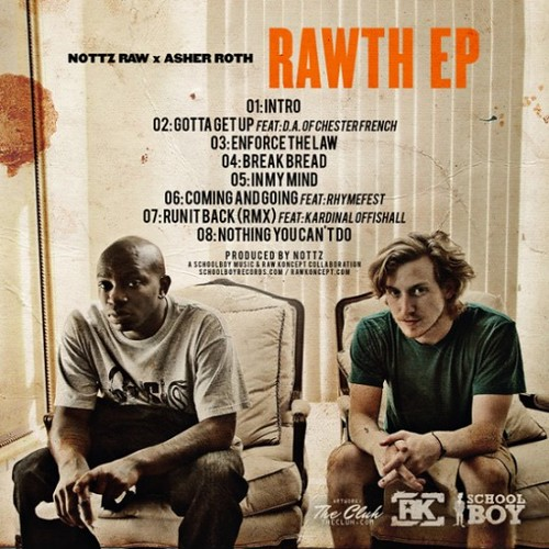 rawth-ep-track-list