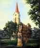 Svilojevska crkva UP10-182:50/35x50cm.