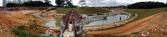 Punggol Waterway Construction_04 (The Chilli Padi) Tags: autostitch panorama construction singapore f10 panoramic finepix punggol fujifilm fujifilmfinepix punggolwaterway