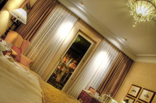 """Room at """"Le Meridien"""". Budapest. Habitación de """"Le Meridien"""""""