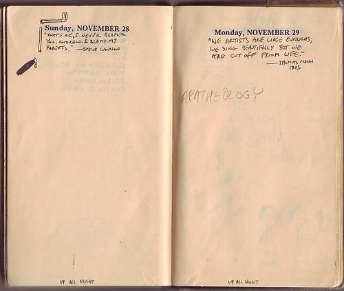 1954: November 28-29