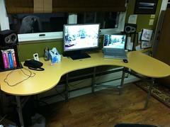 Janssen Custom Computer Desk