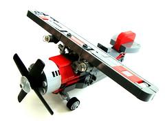 LEGO plane (aabbee 150) Tags: plane lego