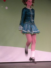 Irish Dance Step (edenpictures) Tags: molly picnik irishdancing museumofscienceindustry christmasaroundtheworld mcnultyirishdancers mcnultyschoolofirishdance
