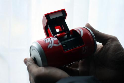 Coca Cola Camera ….