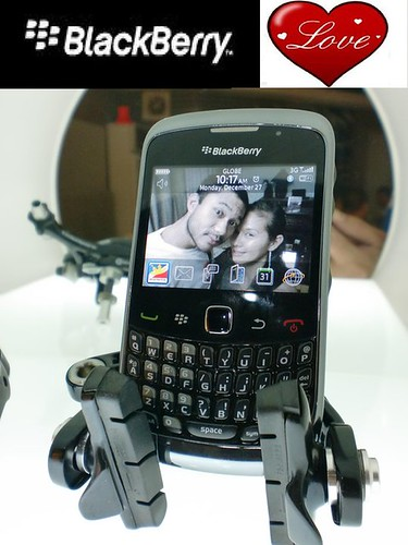Endure Multisport BlackBerry Love Contest