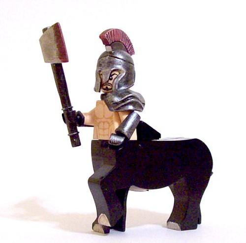 Centaur custom minifig