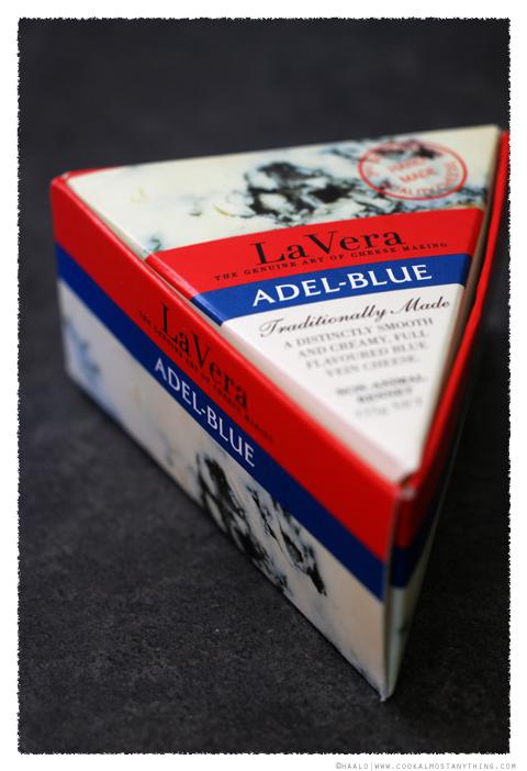 La Vera Adel-Blue© by Haalo