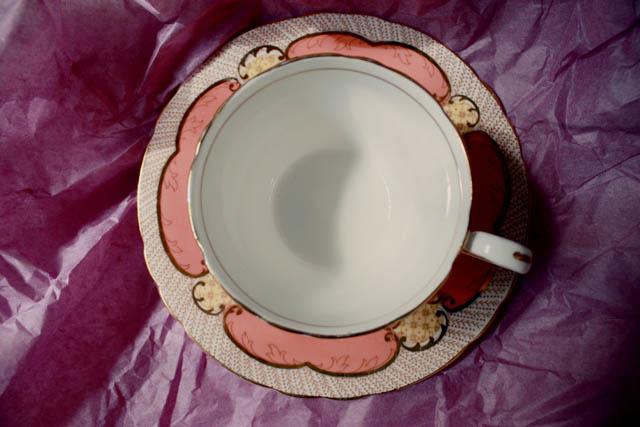 tea cup  a