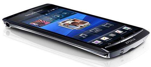 Sony Ericsson XPERIA ARC mobilusis telefonas