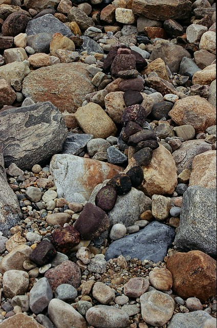 Montauk Rock Sculptures