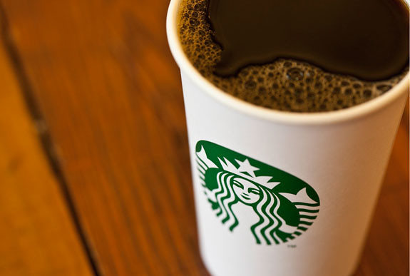 Thumb Starbucks' New 2011 Logo