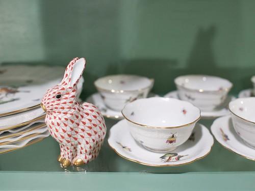 bunny & teacups