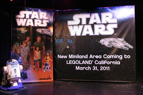 Star Wars Miniland Announced!