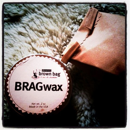 brown bag wax