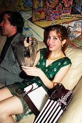 Empty Pitcher (Rachel Citron) Tags: nyc newyorkcity birthdayparty 25 upperwestside gothamist curbed uws 25thbirthdayparty gatheringoffriends quartercentury nikond40x picturenewyork austinguest alexissmagula howardsmagula jacquelineferraro