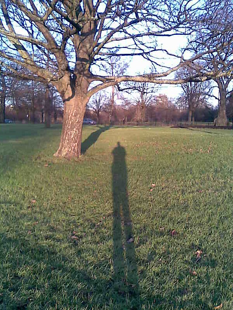 shadow hyde park