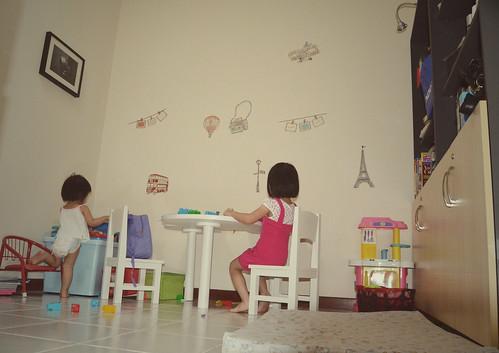 girls play room