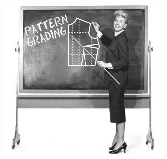 Doris Day Blackboard, Teacher