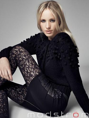 Modström, ropa para mujer, conjuntos en negro de Modström, moda mujer colección de invierno