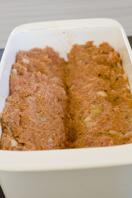 Rosemary Meatloaf indentation