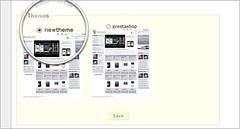 Hướng dẫn cài đặt themes trong PrestaShop.