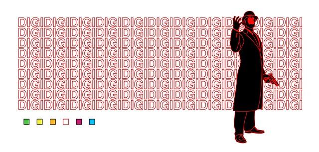 original digidigidigi site interface design.