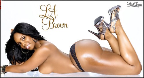 LA BROWN SHOW MAGAZINE PICTURES