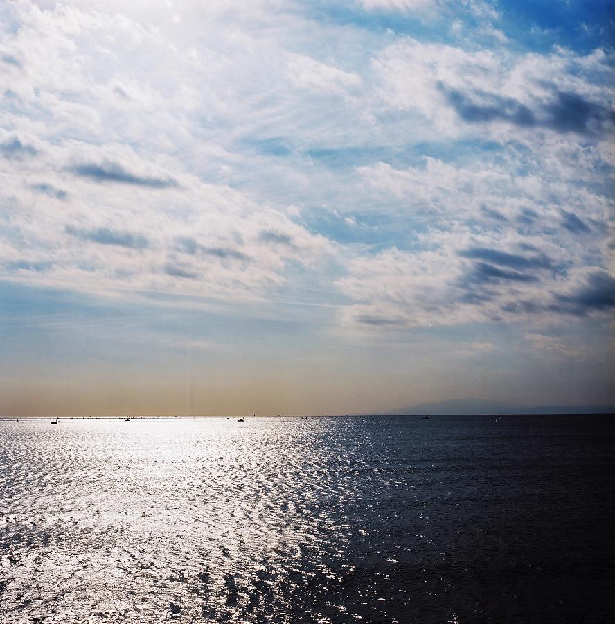 江之電 江之島 湘南海岸