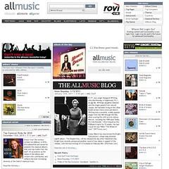 Portada de allmusic.com