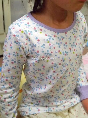 ベルメゾン子供服 あったかインナー サイズ140