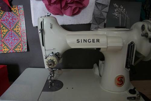 singer 221K - 1