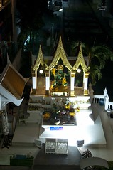 Indra Shrine (A. Wee) Tags: thailand shrine bangkok indra   ratchaprasong
