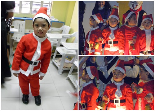 jingle bells, christmas song, santa costume