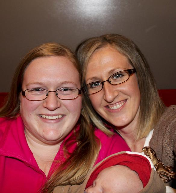 lil sis & me