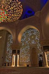 Sheikh Zayed Grand mosque (inside) (Sultan Al-Marzooqi) Tags: islam uae mosque emirates zayed abudhabi sultan abu dhabi masjid islamic marzooqi