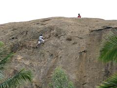 20090727_G9_IMG_2944 (Gogolcat) Tags: india climbing ramanagaram