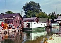 Leland's Fishtown, ~1970