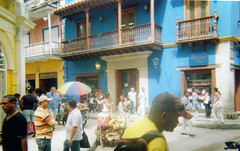 Cartagena neighborhood