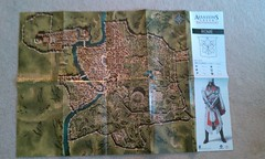Assassin's Creed Brotherhood map