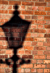 Street Lamp (geoffspages) Tags: shadow museum geotagged shropshire blistshill geo:lat=5262863732086225 geo:lon=24517151533622794