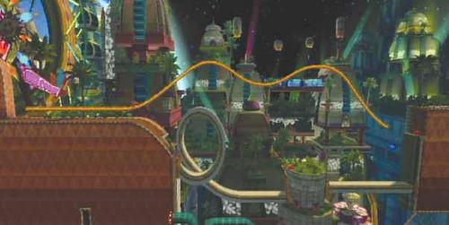 Tropical Resort 3