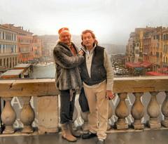Mystic Ed & Fluffy in Venice (Mystic Ed & Fluffy) Tags: bridge venice italy venizia rialto mysticedfluffyinvenice