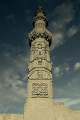 rise (ahmed yahia enab) Tags: building art history monument stone architecture worship minaret islam details faith religion egypt engineering cairo ornament sultan  muqarnas    aldin       sayf    inal       alashraf     alzahry
