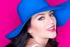 Zoraima_Zoraima Pelaez Hot Pink_1_of_1 (mapaolini) Tags: michael paolini