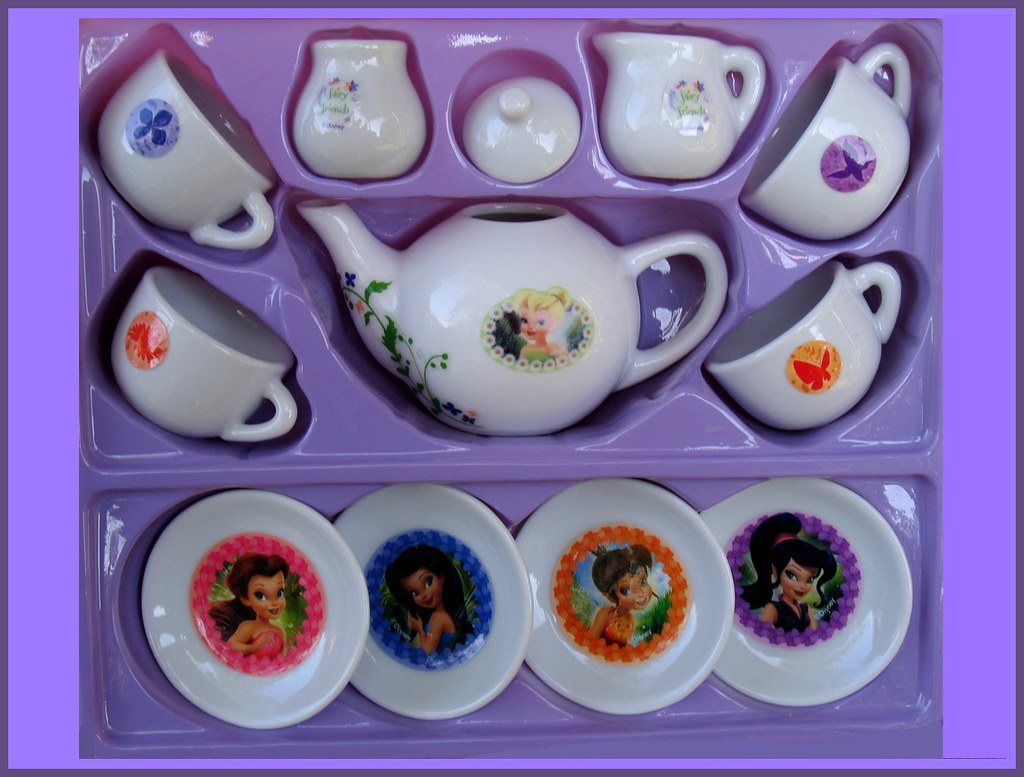 Disney Princess Teaset