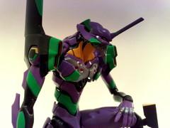Waiting for action (Stormbringer2009) Tags: anime toys eva mecha bandai evangelion chogokin tamashii