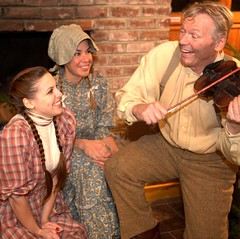 """Little House on the Prairie"" (Bay Area Children's Theatre)"