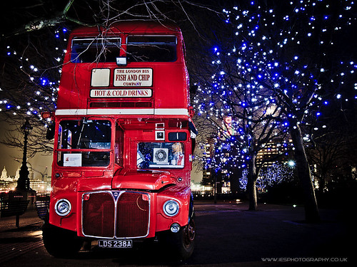 London Routemaster - Chippy