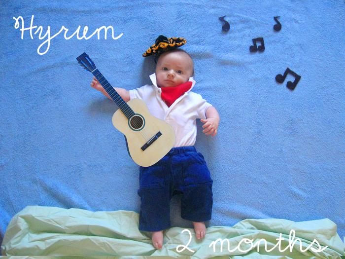 Hyrum2months
